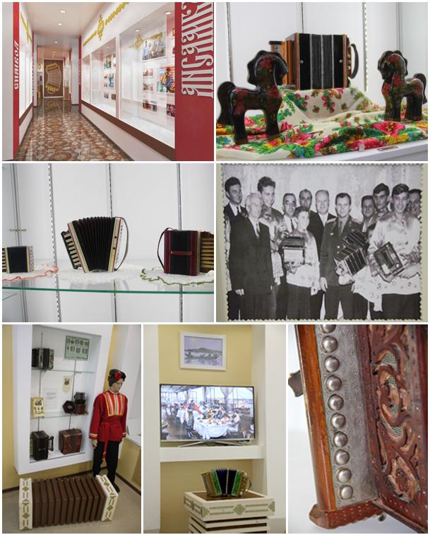 Музей саратовской гармоники готовится к открытию